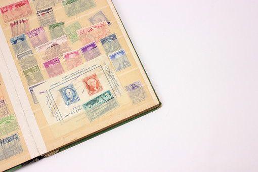 中国切手には様々な種類がある